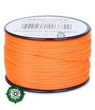 Nano Cord, kolor: Orange - mocna poliestrowa linka o średnicy 0,75 mm.
