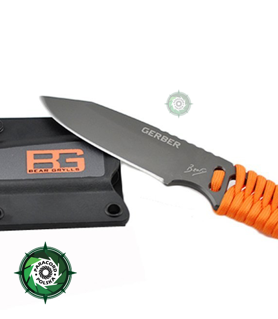Gerber - BEAR GRYLLS - Paracord Fixed Blade - 31-001683