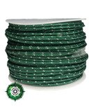 Paracord P3 Cord, kolor: Green reflective - mocna poliestrowa linka o średnicy 2,5 mm.